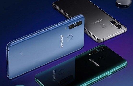 Компания Самсунг случайно показала смартфон Galaxy S10